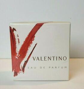 V By Valentino Eau De Parfum EDP Spray Perfume 1.6 oz 50 ml Sealed HTF Rare