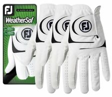NEW FOOTJOY WEATHERSOF ALL WEATHER GOLF GLOVE (CHOOSE QUANTITY)