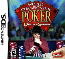 World Championship Poker: Deluxe Series - Nintendo DS - Game Only