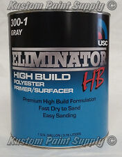 USC High Build Polyester Primer Surfacer Gray Eliminator GALLON 300-1