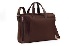 Piquadro PQ7 Styled Brown Office/Computer Briefcase, detach. panel CA1430PQ/M