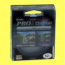 Genuine Kenko 52mm Pro1 D Pro 1 Digital UV Filter Pro1D Pro 1D DMC Multi Coated