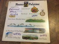 REMO PALMIER - Remo Palmier ~ CONCORD JAZZ 76 [white label promo] wBrown ->NICE