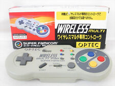 OPTEC WIRELESS MULTI CONTROLLER PAD WMP-02 for Super Famicom Nintendo 12135