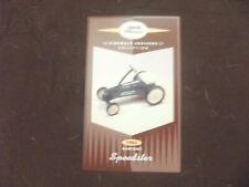 Hallmark Kiddie Car Classics - Garton Speedster