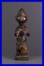 STATUETTE BEMBE AFRICAN TRIBAL ART AFRICAIN ARTE AFRICANA AFRIKANISCHE KUNST **