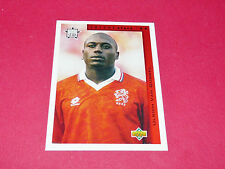 U. VAN GOBBEL NEDERLAND FUTURE STARS FOOTBALL CARD UPPER USA 94 PANINI 1994 WM94