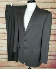 Kinloch Anderson Scotland Men's Suit Loro Piana Fabric Size US 40R Pants W35 L30