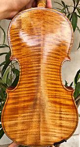 Rare, old, Johann Basta antique labelled 3/4 MASTER violin - READY TO PLAY!