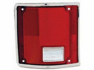 For 1978 GMC C15 Suburban Tail Light Assembly Left TYC 47798MZ