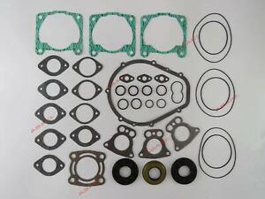 For PWC Complete Gasket Kit Polaris 1050 SLXH1050/SL1050 611806 PWPO-01050-FU