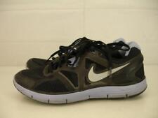 Womens sz 7.5 38.5 Nike Lunarglide + 3 +3 City Series Running Shoes Black Purple