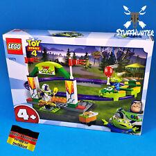 Lego 10771 Toy Story: Buzz salvajes esta montaña rusa nuevo embalaje original parque de atracciones