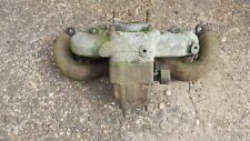 Land Rover Series 2 2A 3 2.25 Petrol Exhaust Manifold With Valve
