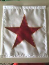 New listing Active Guard Reserve Agr Star Military Handmade Garden Flag