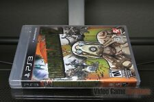 Borderlands 2 First Print (PlayStation 3, PS3 2012) Y-FOLD SEALED!