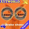 FRONT REAR Brake Shoes HONDA CT 110 P 1989-97 1998 1999 2000 2001 2002 2003 2004