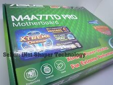 *BRAND NEW* ASUS M4A77TD PRO Soskcet AM3 MotherBoard AMD 770