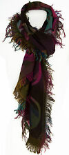 Sciarpa scarf SWEET YEARS art.JC3644 col.3 MORO Italy