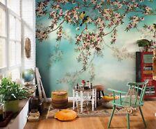 Papier peint géant mural pour chambre à coucher Salle à manger PHOTO Arbres