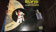 ELVIS PRESLEY RCA QUADRADISC LP VPSX-6089 ALOHA FROM HAWAII VIA SATELLITE M-