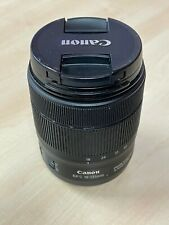 - Canon EF S 18-135mm f/3.5-5.6 Lens IS USM * Lenti in Polvere *