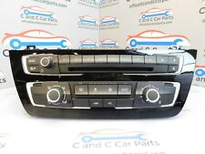 BMW 1 Series Radio Heater Control Panel F20 F30 9384046 6832880 24/6
