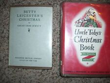 Betty Leicester's Christmas by Sarah Jewettt plus Uncle Toby's Christmas