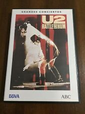 GRANDES CONCIERTOS U2 RATTLE AND HUM - EDICION 1 DVD PAL 2 - 95 MIN - DIARIO ABC