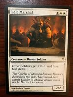 Magic the Gathering ***Field Marshal*** 2006 Coldsnap 5, Rare, LP