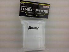 Franklin Contoured Knee Pads White Small / Medium New