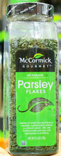 McCormick Gourmet All Natural Parsley Flakes 2.5oz