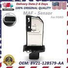 MAF 8V21-12B579-AA Mass Air Flow Sensor For FORD Edge Explorer Mustang Fiesta