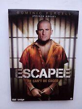 ESCAPEE DVD DOMINIC PURCELL KADEEM HARDISON NIEUW