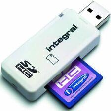 Integral USB SD Lector de Tarjetas SD SDHC SDXC SDHC