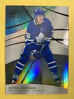 2019-20 Upper Deck SP Game Used Hockey Rainbow #16 Mitch Marner 261/275 Toronto