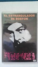 """DVD """"EL ESTRANGULADOR DE BOSTON"""" RICHARD FLEISCHER TONY CURTIS"""