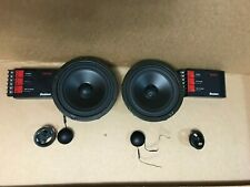 """Boston Acoustic  RC51x 5 1/4"""" Inch components with tweeters  Car Speakers"""
