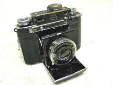 Vinatge Certo Dollina II - 1936 German 35mm Camera w/ Schneider 5cm F2.9 Lens