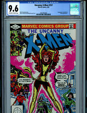 Uncanny X-Men #157 CGC 9.6 NM+ Marvel Comics 1982 Amricons K22