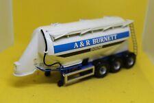 Corgi Classics Hauliers of Renown Tanker Trailer in A & R Burnett Livery
