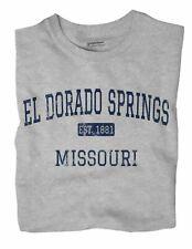 El Dorado Springs Missouri MO T-Shirt EST