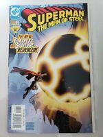 SUPERMAN THE MAN OF STEEL #100 (2000) DC COMICS GIANT-SIZE ANNIVERSARY ISSUE!