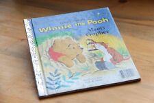 """Vintage """"Winnie-the-PoohMeet s Gopher"""" Little Golden Book"""