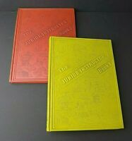 Vintage 1962 Edition of The Junior Instructor Books 1 and 2 Complete Set