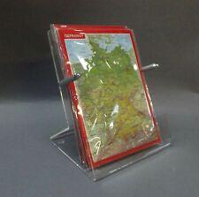 Postkartenhalter, Postkartenständer,Für Format DIN A 6