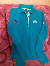 T-shirt Donna Ragazza Azzurra Turchese Lonsdale London