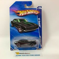 '67 Camaro #94 * Black * 2010 Hot Wheels * G3