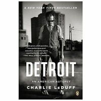 Detroit: An American Autopsy by LeDuff, Charlie in Used - Like New