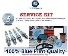 FOR FIAT 500 1.2i   2007-> PLUGS SET + 2  FILTER SERVICE SET OIL AIR FILTER KIT